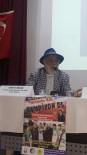 SINAN VARDAR - Futbolun Profesörü Ve Don Kişot'u Şanlıurfa'da Buluştu