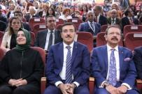 YÜCEL BARAKAZİ - İki Bakanın Katılımıyla 1. Ulusal Kadın Girişimciliği Kongresi Başladı