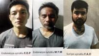 ENDONEZYA - Saldırı hazırlığındaki DAEŞ'liler yakalandı