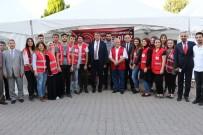 DEMIR ÇELIK - Karabük Üniversitesi'nde 10. Yıl Etkinlikleri Başladı