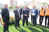 SAVUNMA SANAYİ MÜSTEŞARLIĞI - Karaman'da MOBESE Kameraları Yenileniyor
