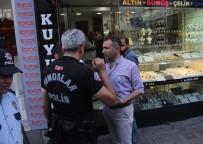 KURUKÖPRÜ - Kavgaya Müdahale Eden Polis, Tüfeğin Ateş Almasıyla Yaralandı