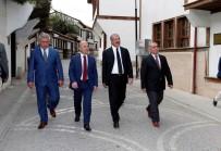 Kaymak İle Toraman'dan Amasya'da Tarih Turu