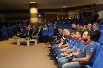 DEMIR ÇELIK - KBÜ'de Kimyasal Kökenli Teknolojik Afetler Çalıştayı' Düzenlendi.