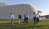 KELEBEKLER VADİSİ - Kelebekler Vadisi Parkına 250 Bin Ziyaretçi