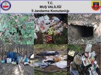 EKMEK FIRINI - Kış Üslenmesine Geçen PKK'ya Darbe