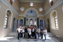 MİLLİ KÜTÜPHANE - Konak'ın 'Tarih Gezileri' Başlıyor