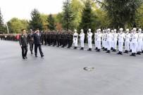 KOSOVA - Korgeneral Rama'dan Orgeneral Akar'a Ziyaret