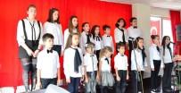 ÇOCUK KOROSU - Lapseki'de Çocuk Korosu Konseri
