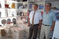 CEZAEVİ MÜDÜRÜ - Mahkumların Ürettiği 14 Ton Pirinç Satışa Sunuldu
