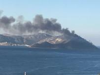MUSTAFA TÜRK - Meis Adası'nda Orman Yangını