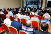 RESUL ÇELIK - Meram'da Halk Toplantıları Sürüyor