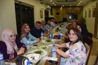 FIGAN - MHP Kozan İlçe Teşkilatı'nda Birlik Ve Beraberlik Yemeği
