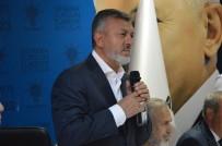 Milletvekili Karaca Açıklaması 'Atanan Arkadaş Cumhurbaşkanımızın İl Başkanıdır'