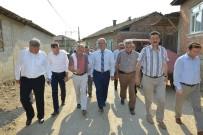 AKARCA - Mustafakemalpaşa'ya 360 Milyonluk Altyapı Yatırımı