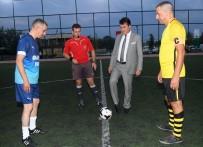 MUSTAFA DÜNDAR - Osmangazi'de Turnuva Heyecanı
