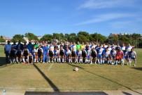 ŞAIR EŞREF - Kırkağaç'ın Efsane Futbolcuları Yıllar Sonra Sahada