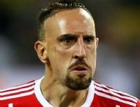 FRANCK RİBERY - Ribery Türkiye'ye mi geliyor?