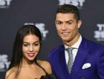 RONALDO - Ronaldo evleniyor