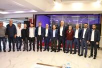 MEHMET ALTAY - Sakarya Kahveciler Esnaf Odası Başkanı Altay Adaylığını Açıkladı