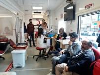KAN GRUBU - Sungurlu'da Kan Bağışı Kampanyası