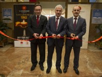 MİLLİ KÜTÜPHANE - 'Tarih Boyunca Türkçe Sözlükler' Sergisi Açıldı
