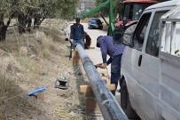 ALI ÖZKAYA - Tatarlı'nın 50 Yıllık İçme Suyu Problemi Çözülüyor