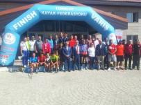 KANDILLI - Tekerlekli Kayakçılar FIS İçin Yarıştı