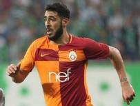FLORYA METIN OKTAY TESISLERI - Galatasaray'da sakatlık şoku