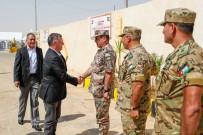 KRAL ABDULLAH - Ürdün Kralı Abdullah Açıklaması 'Bütçemizin Dörtte Birini Mültecilere Harcıyoruz'