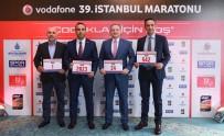 GÖKSEL GÜMÜŞDAĞ - Vodafone 39. İstanbul Maratonu, Çocuklar İçin Koşulacak