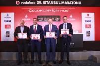 GÖKSEL GÜMÜŞDAĞ - Vodafone 39'Uncu İstanbul Maratonu'nda Kıtalar Çocuklar İçin Birleşecek