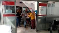 ORMAN İŞÇİSİ - Yangından Dönen Orman İşçileri Kaza Yaptı Açıklaması 6 Yaralı
