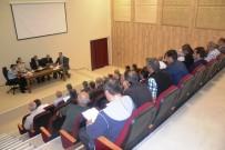 ZAFER ENGIN - Altınova'nın Meseleleri Masaya Yatırıldı