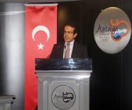 28 ŞUBAT - ATB Başkanı Çandır'dan Kuzey Irak Ticareti Açıklaması