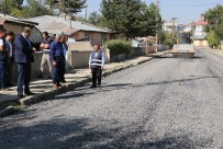 DADAŞKENT - Aziziye'de Hizmet Seferberliği Sürüyor