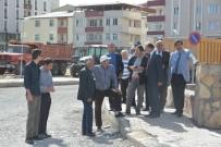 Belediye Başkanı Faruk Köksoy, Çalışmaları Yerinde İnceledi