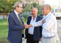 VEYSEL KARANI - Belediye Başkanı Sabah Saatlerinde İşçileri Denetledi