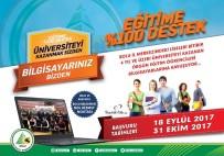 DIPLOMASı - Bolu'da 4 Yıllık Üniversite Kazananlara Hediye Bilgisayar
