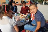 KORUYUCU HEKİMLİK - Burdur'da Çocuklara Kahvaltının Önemi Uygulamalı Anlatıldı