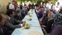 ERSIN YAZıCı - Burhaniye'de Hanımlar Validen Düğün Salonu İstedi