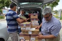 KRONİK HASTALIK - Büyükşehir'den Mültecilere İlaç Yardımı