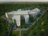 NECDET ÜNÜVAR - Ceyhan Devlet Hastanesi İnşaatında Çalışmalar Yeniden Başlıyor