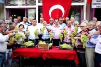 ENİNE BOYUNA - CHP'li Özel, Sarıgöllü Üreticileri 'Üzüm Mitingi'ne Davet Etti