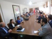 AHMET BARıŞ - Çorum'da Uyuşturucu İle Mücadele Koordinasyon Kurulu Toplandı