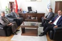 Cumhuriyet Başsavcısı Şahin, Kardelen Koleji'ni Ziyaret Etti