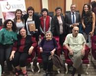 BAKIM MERKEZİ - Diyetisyen İpek Özger, 'Dünya Alzheimer Farkındalık Günü' Kapsamında Yaşlılar İle Buluştu