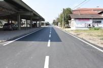 HALK PAZARI - Düzce'rin Aziziye Mahallesinde Çalışmalar Başladı