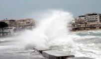 MARMARA DENIZI - Ege Denizi'nde Fırtına Bekleniyor