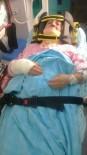 YAŞLI KADIN - Hakkari Devlet Hastanesinde 'Boyunluk' Skandalı